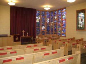 Chapel of St. Mark's United Church